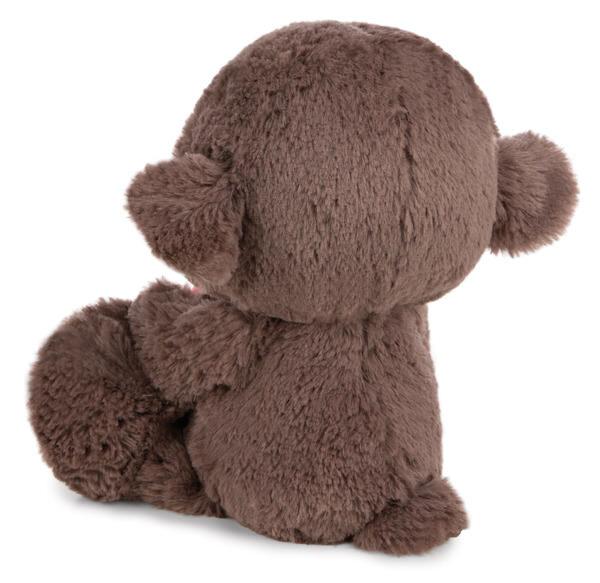 Cuddly toy Love bear boy with heart