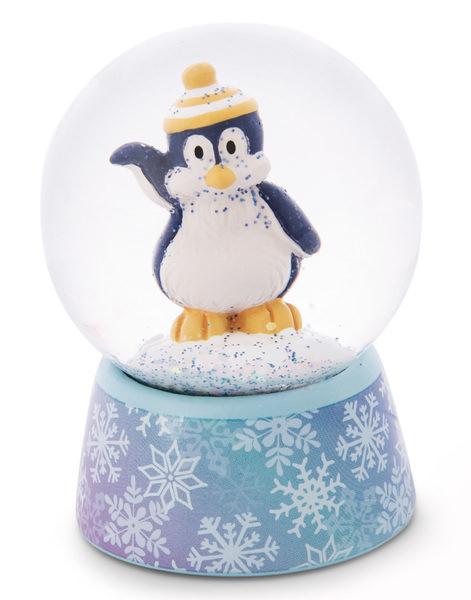 Schüttelkugel Pinguin Peppi