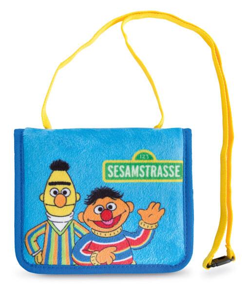 Brustbeutel Ernie und Bert