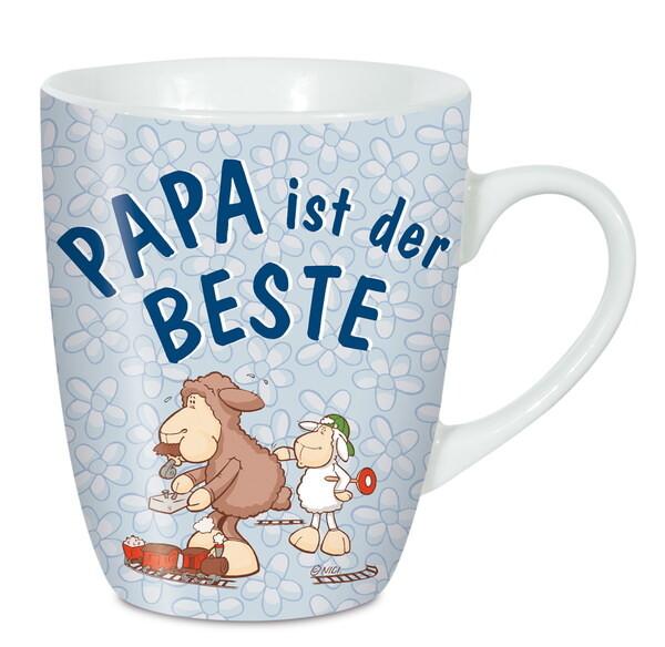 """Porzellantasse """"Papa ist der Beste"""""""