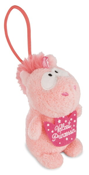 "Pendant unicorn Merry Heart ""Vollzeit Prinzessin"""