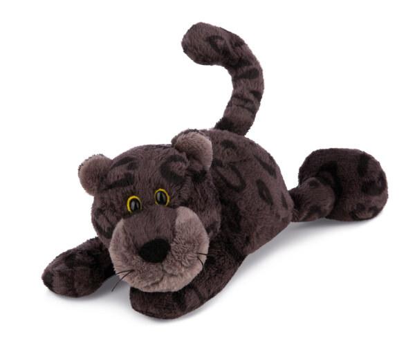 Liegendes Kuscheltier Panther Jerome