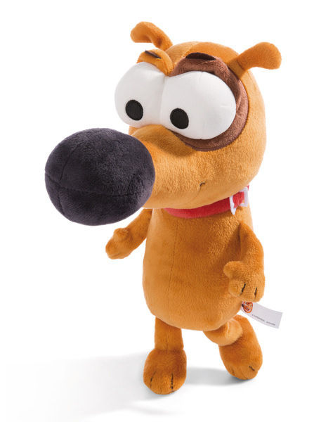 Cuddly toy Pat the dog