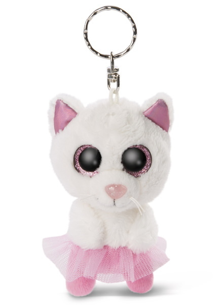 GLUBSCHIS key ring Ballerina cat Jenabell
