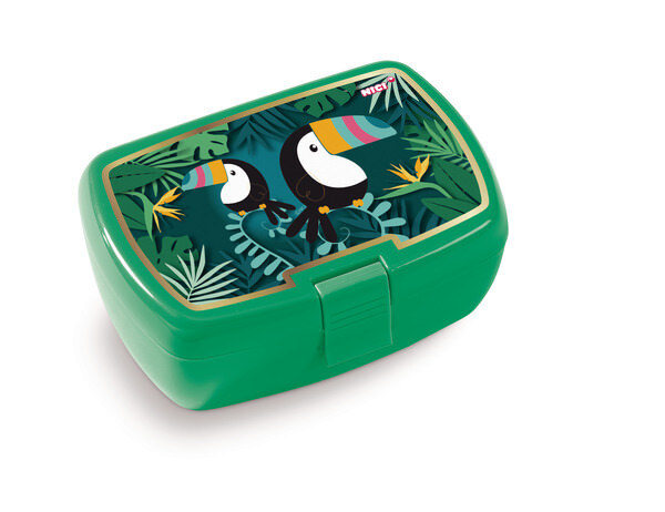Lunch box Toucan