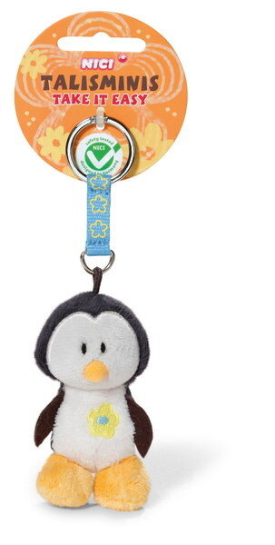Schlüsselanhänger Pinguin