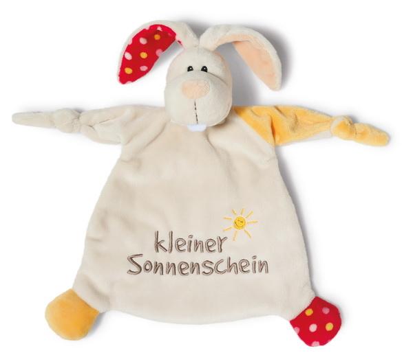 """Schmusetuch Hase """"kleiner Sonnenschein"""""""