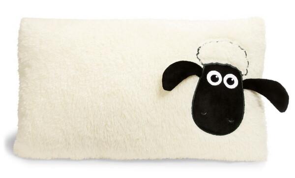 Rechteckiges Kissen Shaun das Schaf