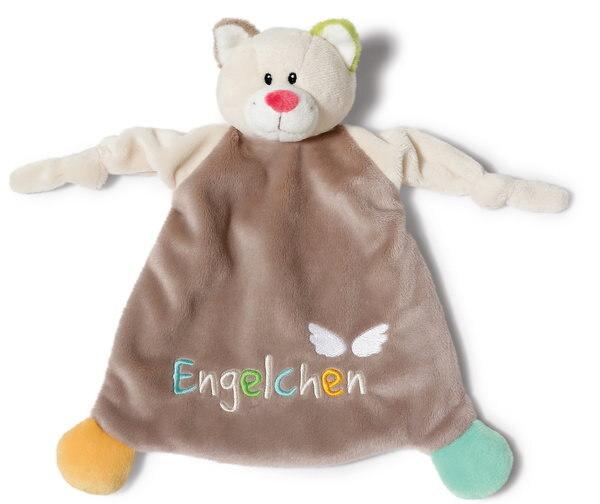 """Schmusetuch Katze """"Engelchen"""""""