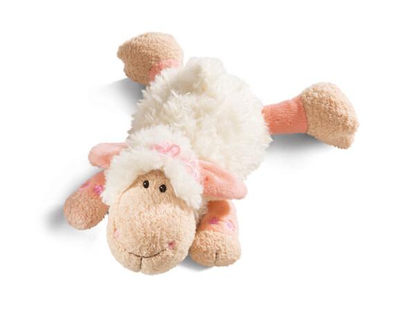 Liegendes Kuscheltier Schaf Jolly Mellow