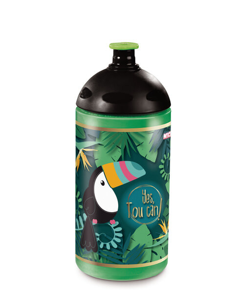 Sports bottle Toucan