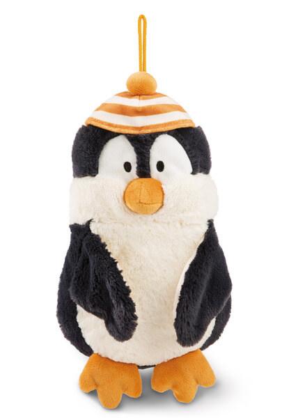 Wärmflasche Pinguin Peppi Plüsch