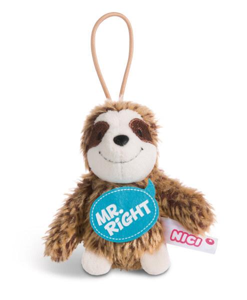 "Pendant sloth ""Mr. Right"""