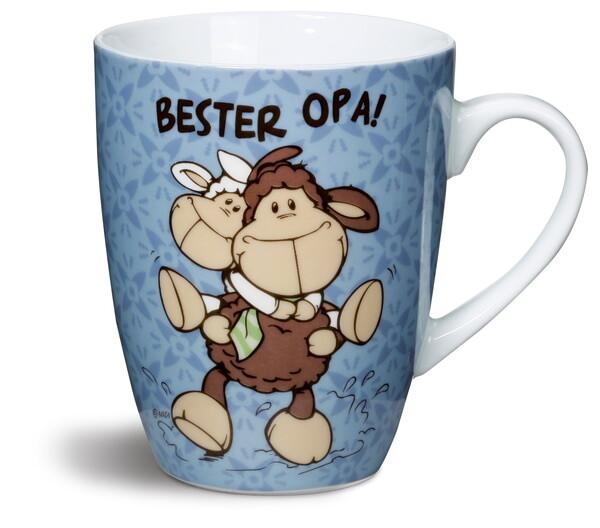 "Porzellantasse ""Bester Opa!"""