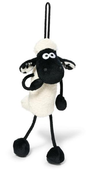 Schlüsselanhänger Schaun das Schaf am Loop