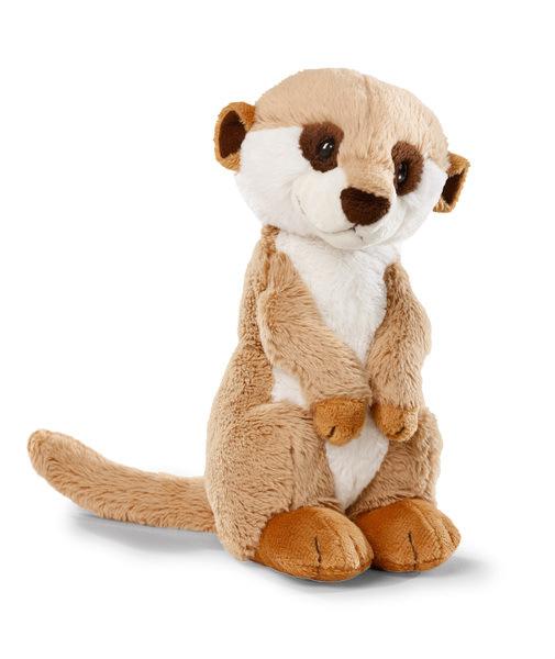 Cuddly toy meerkat