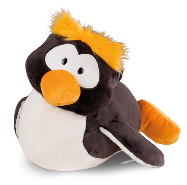 Liegender Kuscheltier Pinguin Frizzy