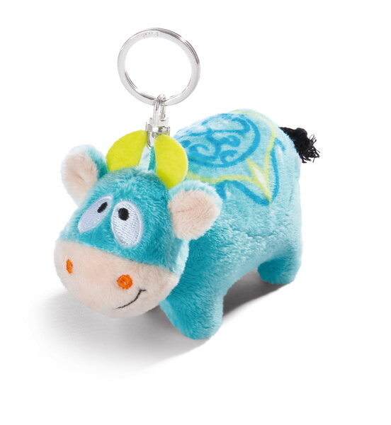 Schlüsselanhänger Kuh Moh