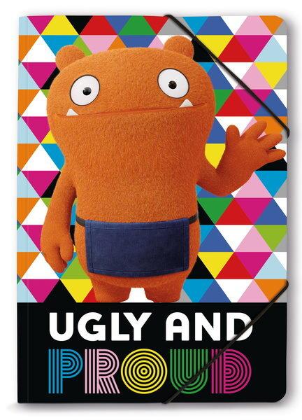 Sammelmappe Ugly Dolls