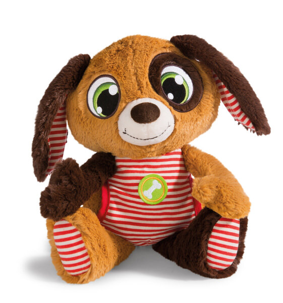 NICI Sweet Dreams cuddly toy dog Woofl