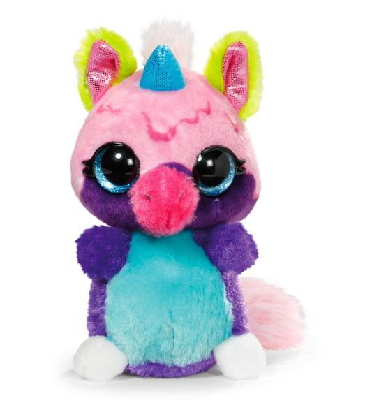Cuddly toy NICIdoos Sirup Edition unicorn Blibbs