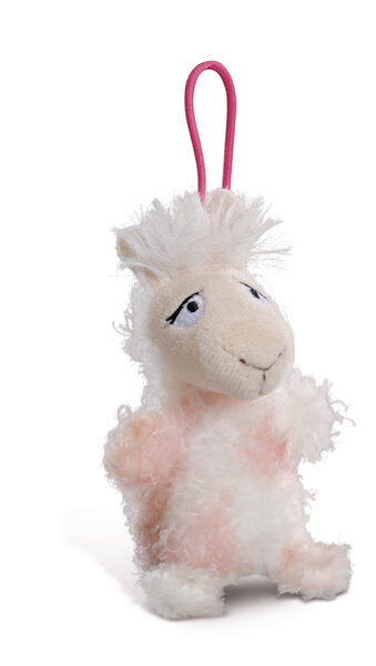 LED plush handbag light Llama Flokatina