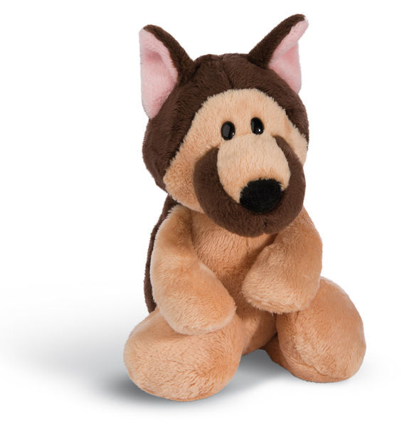 Cuddly toy German Shepherd Dog Friends