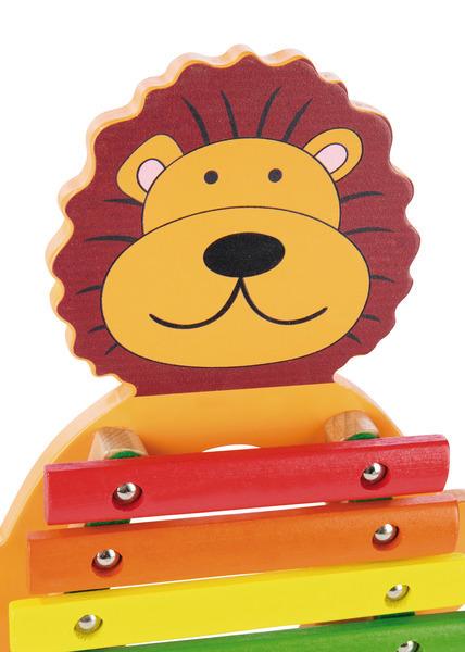 Xylophone Lion