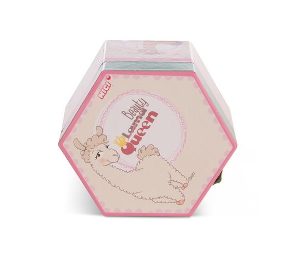 Jewel box llama