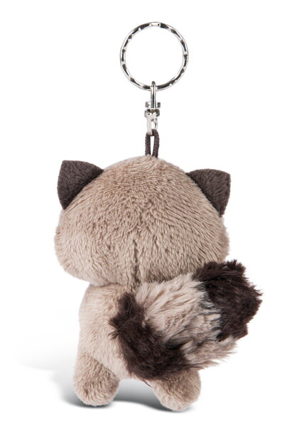 GLUBSCHIS keyring Racoon Clooney