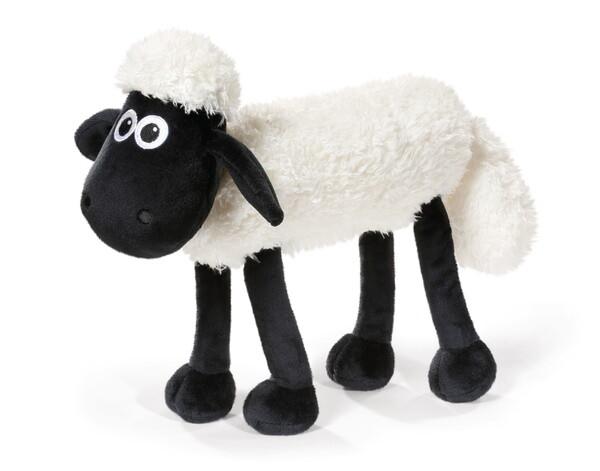 Stehendes Kuscheltier Shaun das Schaf mit Gelenken