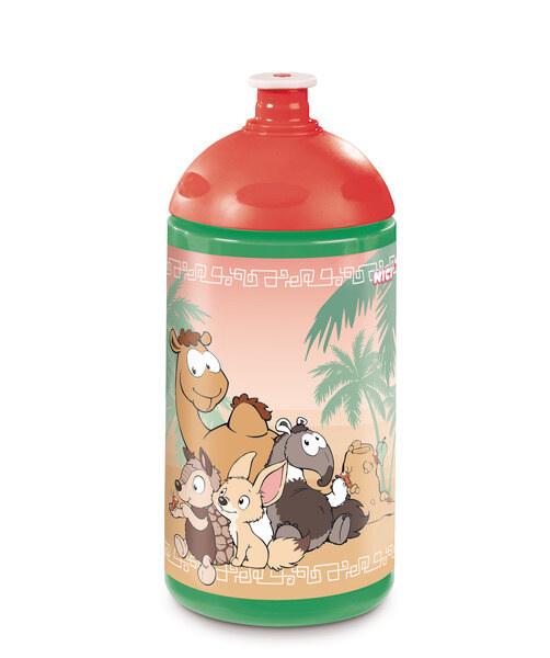 Trinkflasche Gürteltier, Ameisenbär und Wüstenfuchs