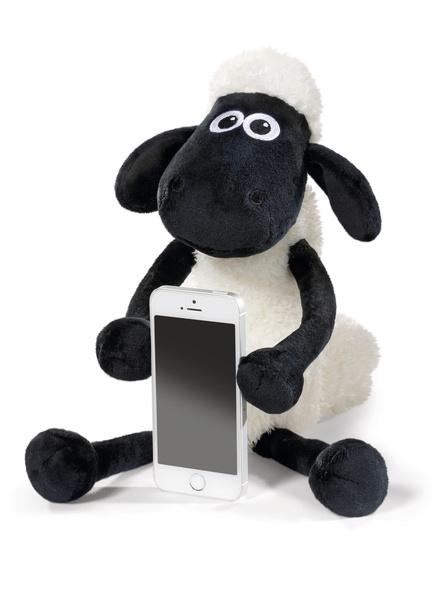Kuscheltier Shaun das Schaf mit biegbaren Gelenken
