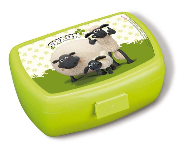 Brotdose Shaun das Schaf, Shirley und Timmy