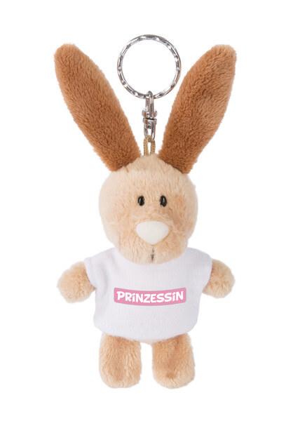 Keyring rabbit 'Prinzessin'