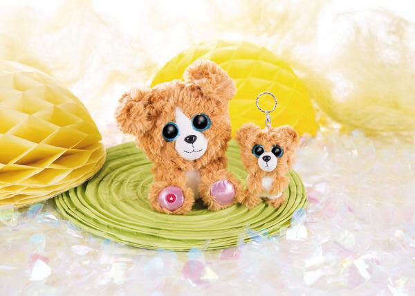 GLUBSCHIS cuddly toy Dog Lollidog