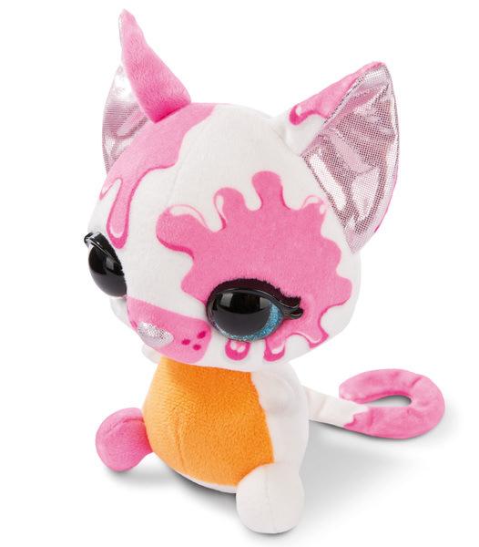 Cuddly toy NICIdoos Baby-Cat
