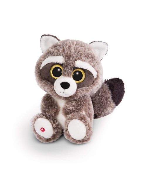 GLUBSCHIS Cuddly toy Racoon Clooney