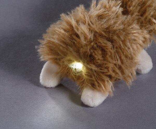 LED-Plüsch-Handtaschenlicht Faultier Chill Bill