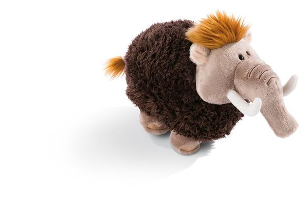 Kuscheltier Mammut