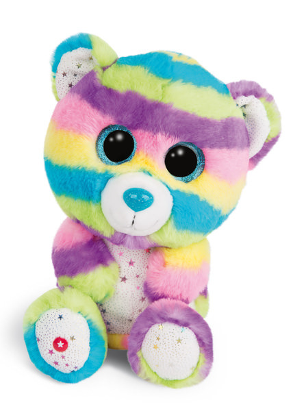 GLUBSCHIS cuddly toy Bear Captain Cool