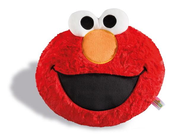 Figürliches Kissen Monster Elmo