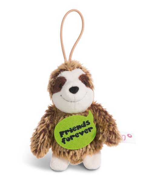 "Pendant sloth ""Friends forever"""