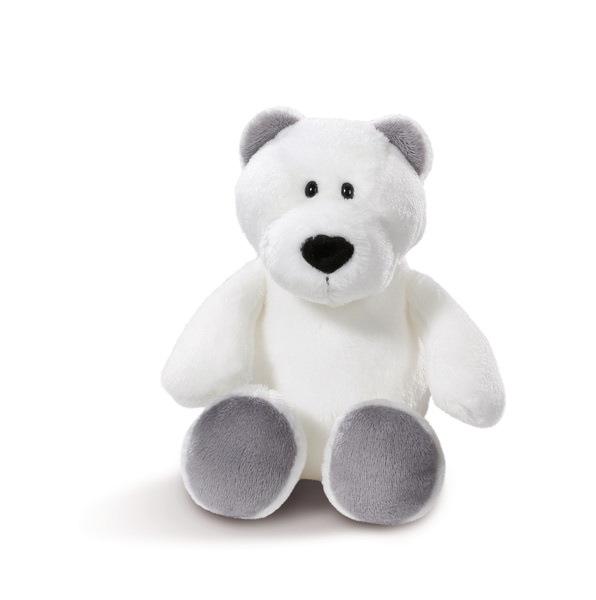 Cuddly toy polar bear