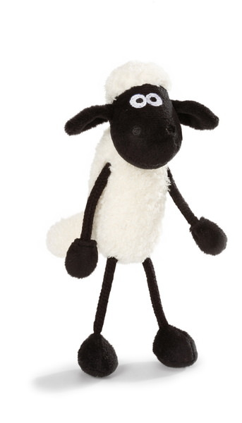 Cuddly toy Shaun the Sheep