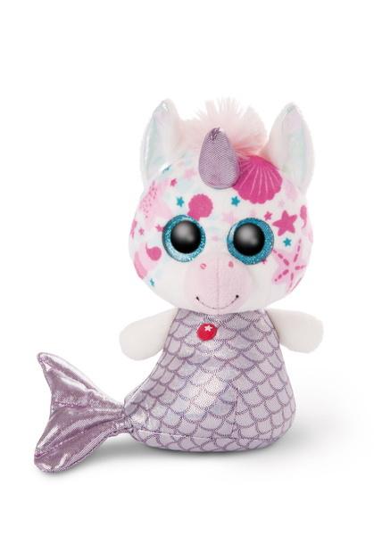 GLUBSCHIS Cuddly toy Mermaid Unicorn Pearlie