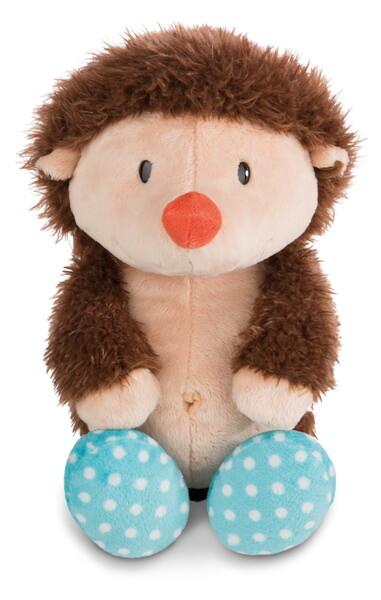 Kuscheltier Igel-Junge Henny mit Rollfunktion