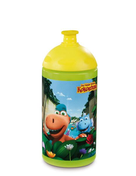 Trinkflasche Drache Kokosnuss und Wasserdrache Wokki