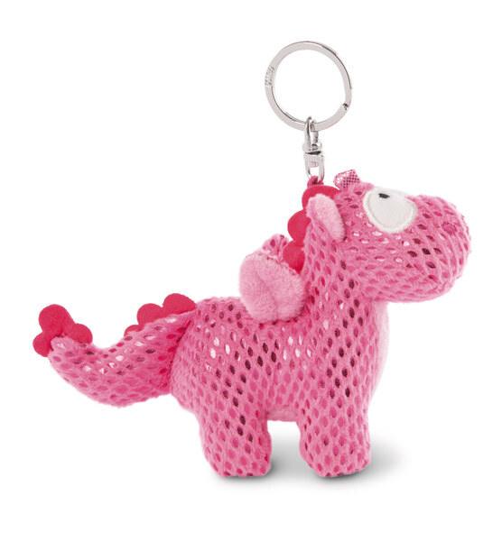 Key ring Unicorn-dragon Ruby de la Rosa