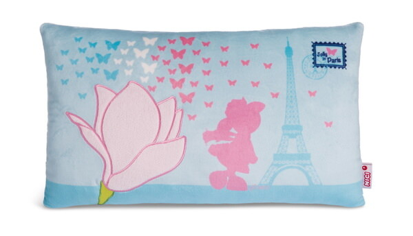Rechteckiges Kissen Jolly Journey in Paris
